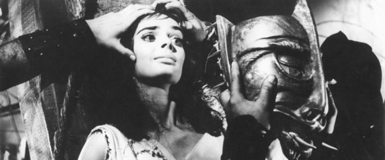 La maschera del demonio - A démon maszkja (1960) - Misztikus