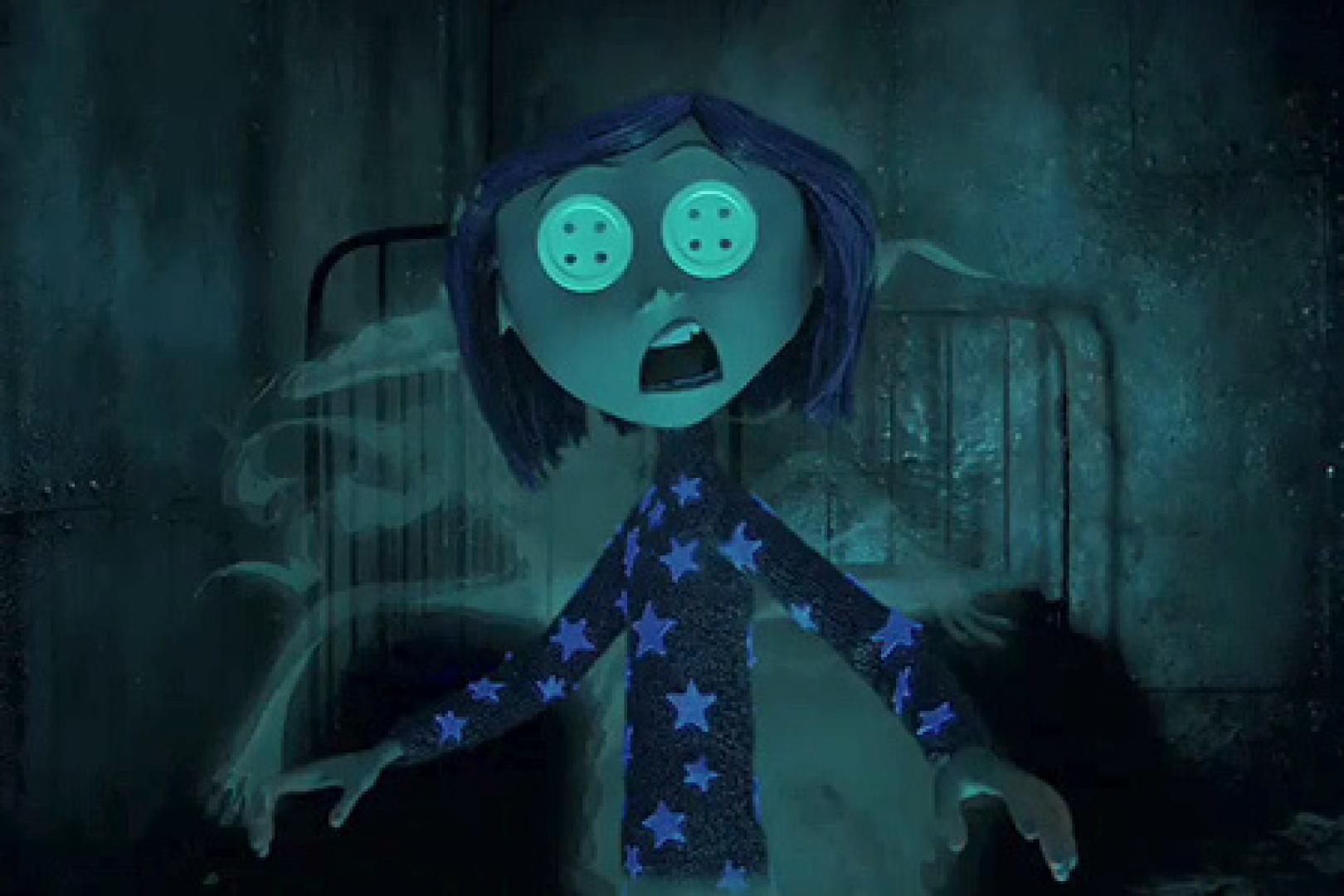 Coraline és a titkos ajtó (2009) 2. kép