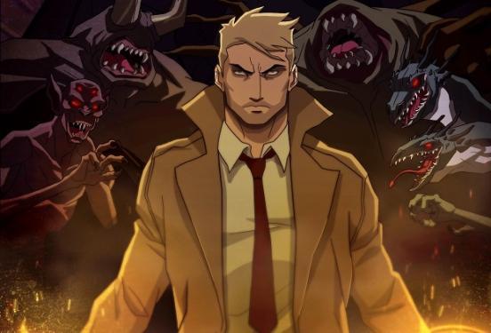 Constantine: City of Demons (2018) 1. rész - Sorozatok
