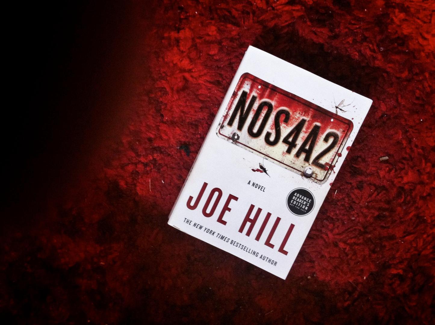 Joe Hill könyve sorozatot kap