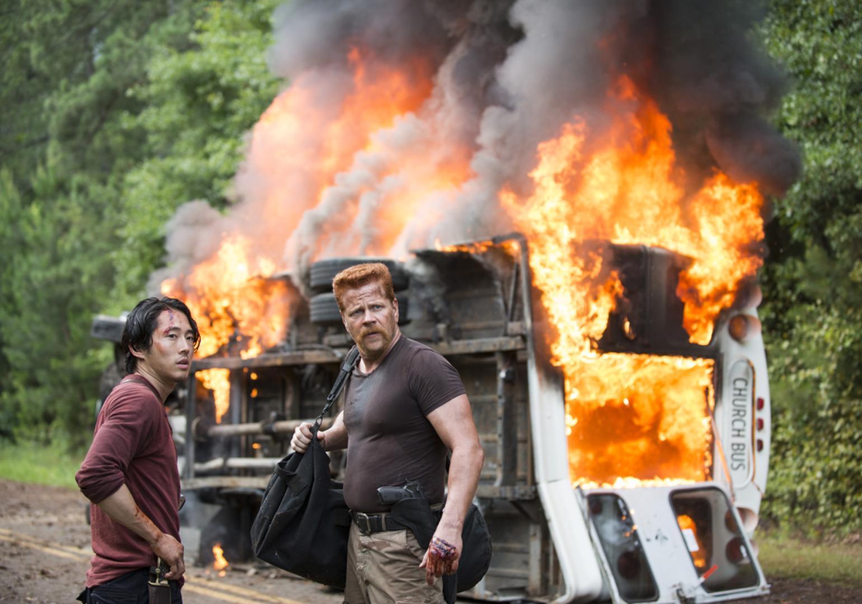The Walking Dead 5x05-06