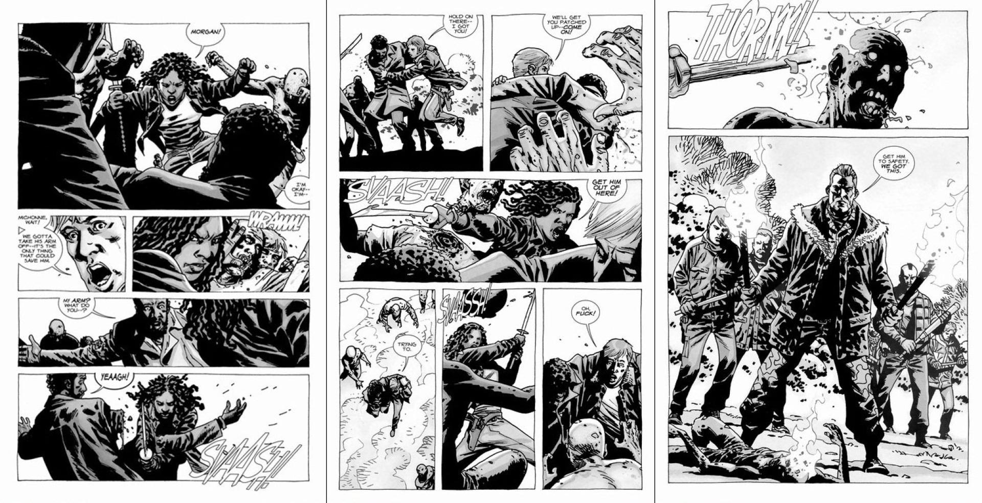 The Walking Dead képregény 14. kötet 07. kép