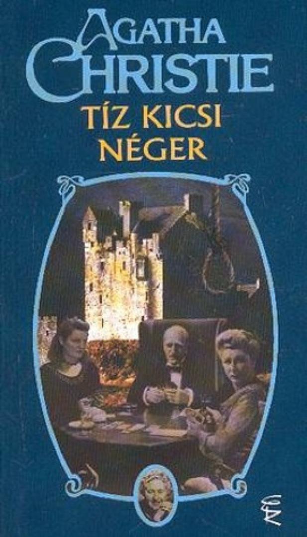 Agatha Christie: Tíz kicsi néger (1939) 1. kép