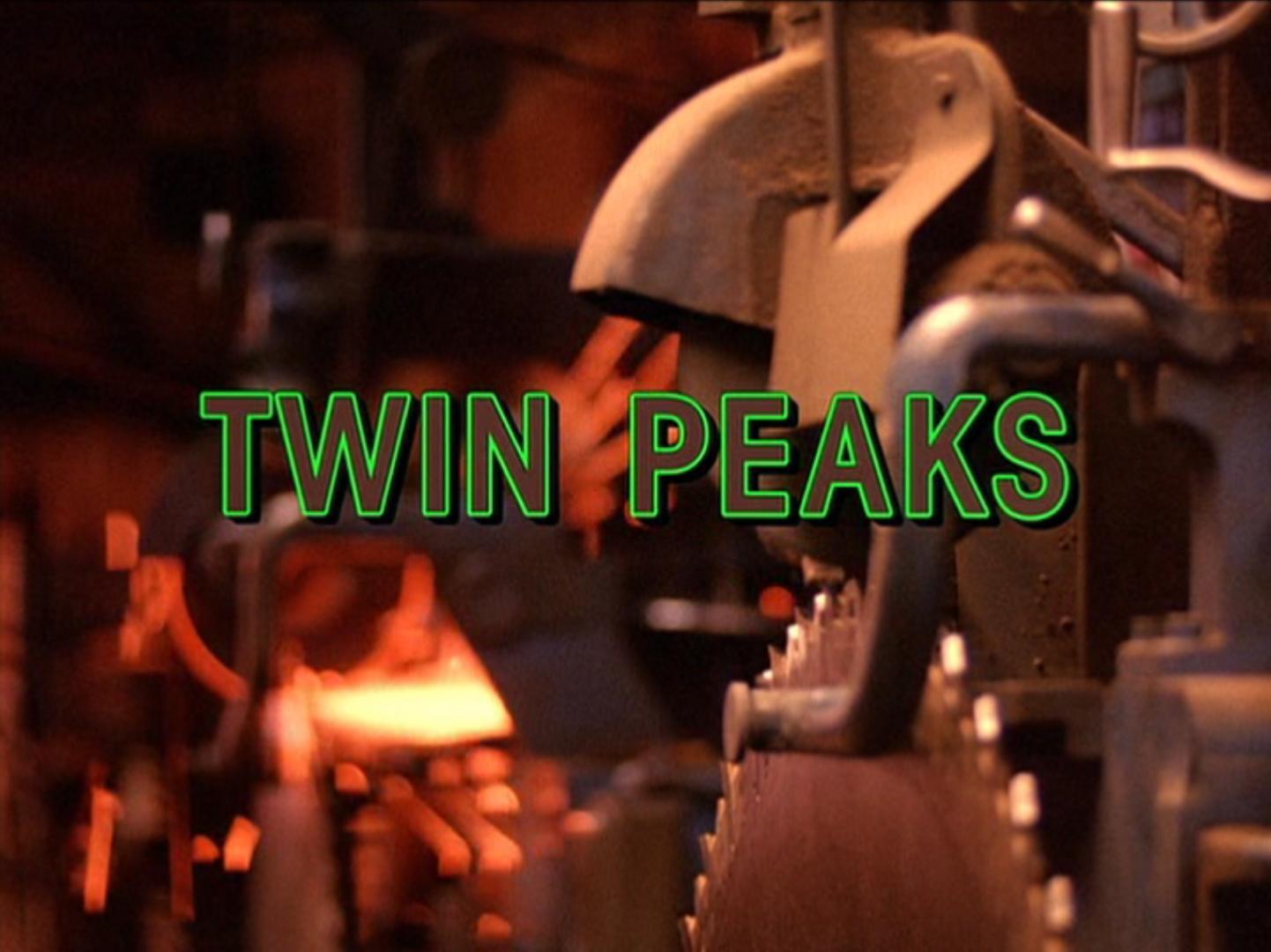 Twin Peaks - pilot