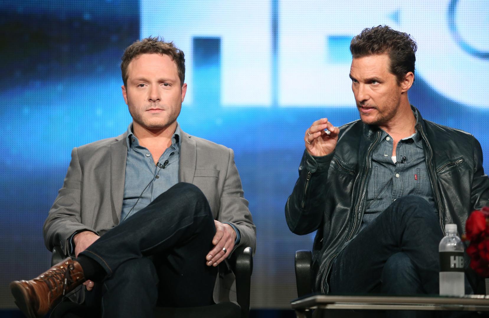 Matthew McConaughey és Nic Pizzolatto újra együtt