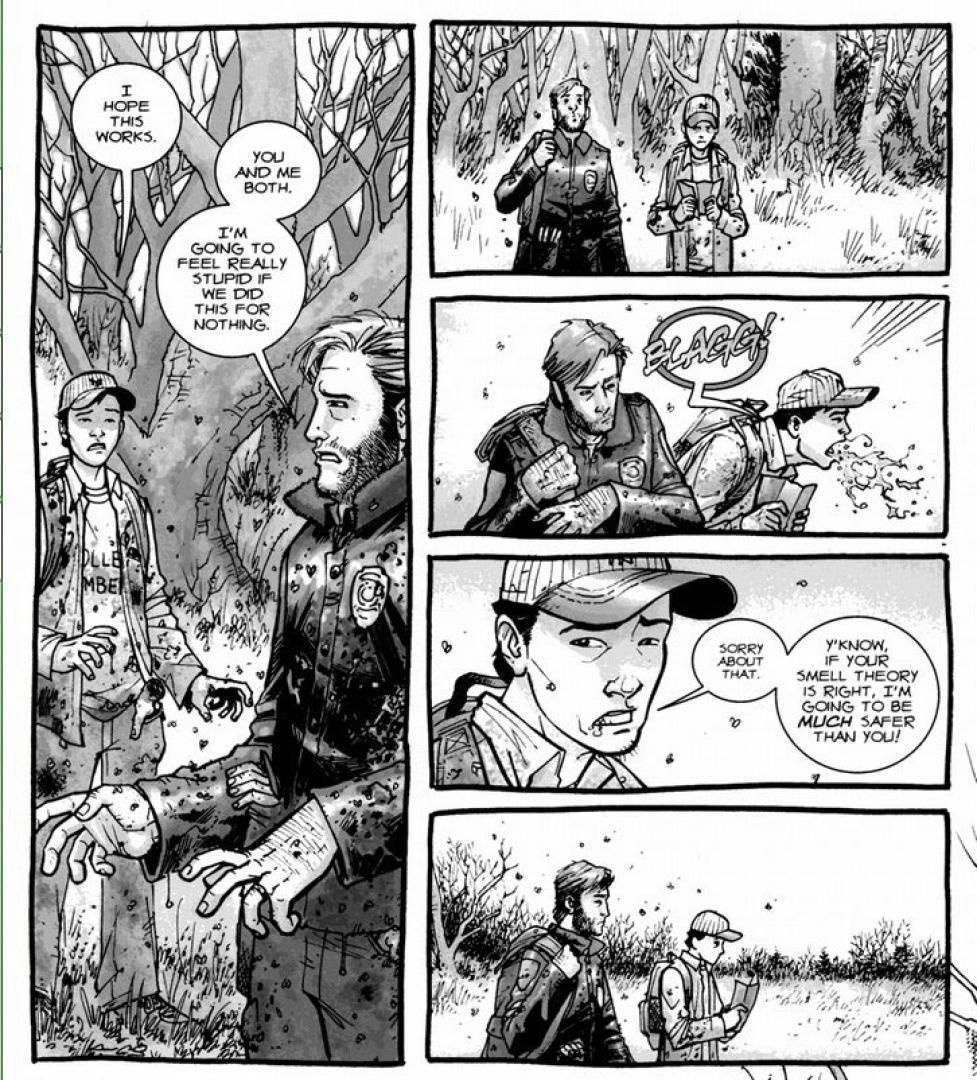 The Walking Dead: 1. kötet 22. kép
