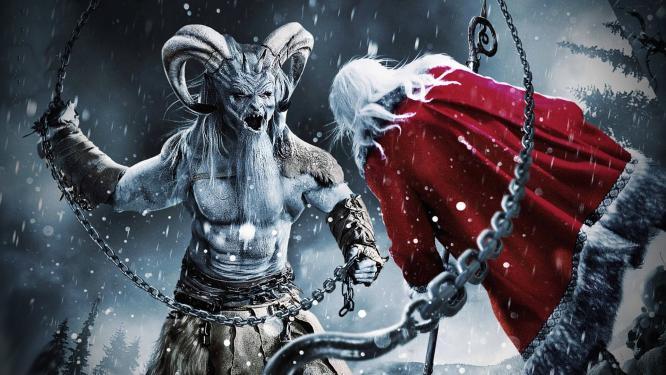 A Christmas Horror Story (2015) - Slasher