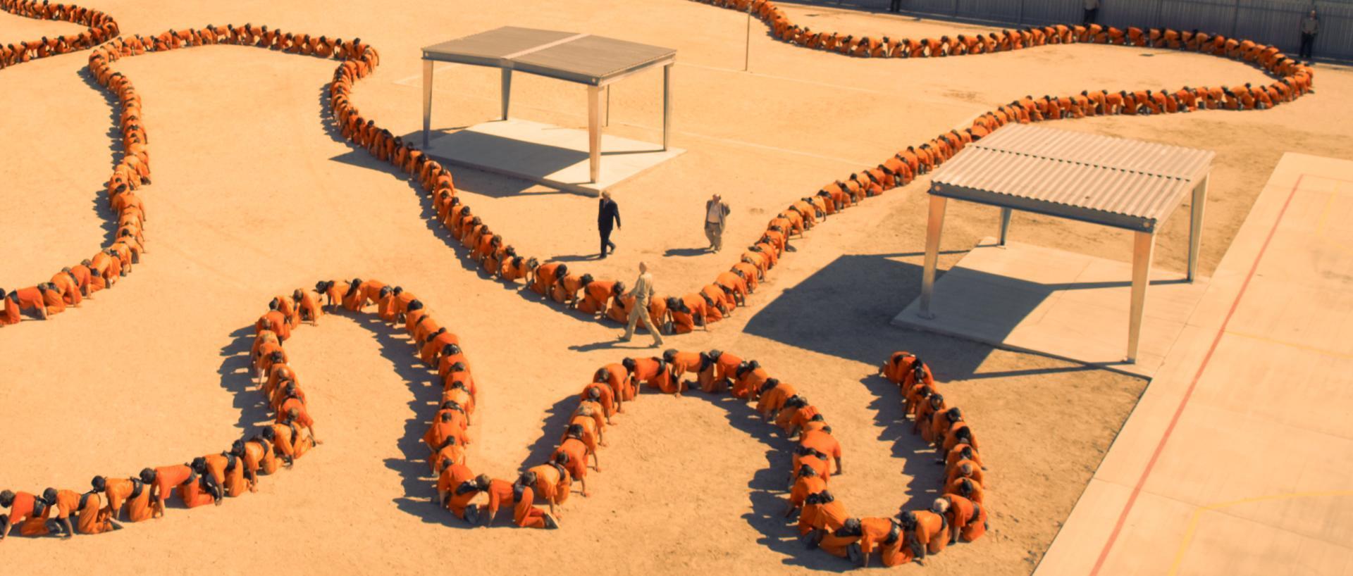Az emberi százlábú 3 újabb előzetese és néhány kép