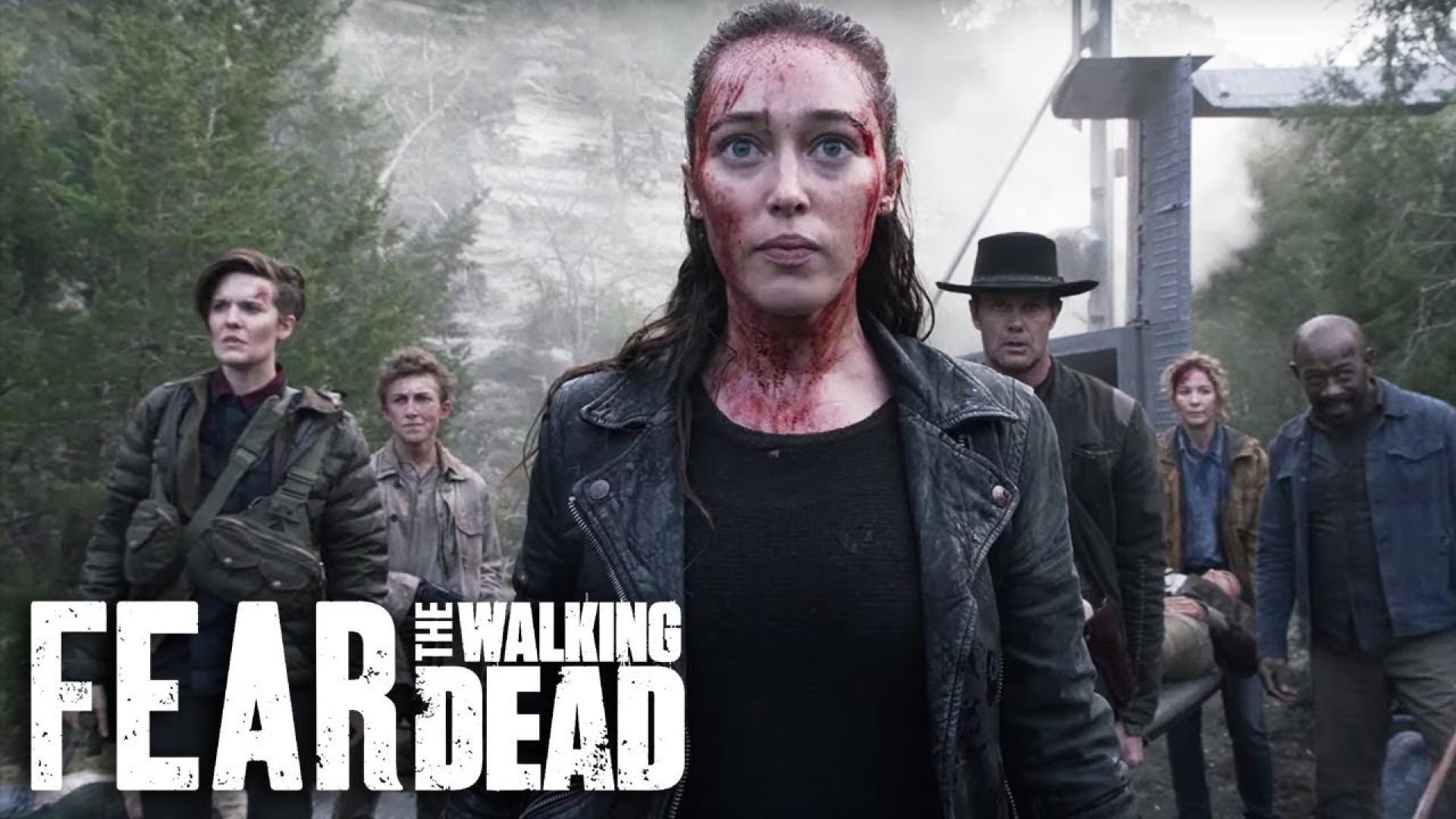 Szinkronos előzetes érkezett a Fear The Walking Dead 5. évadához