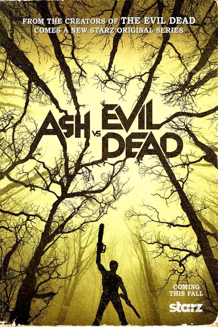 Ash vs Evil Dead: poszter és teaser