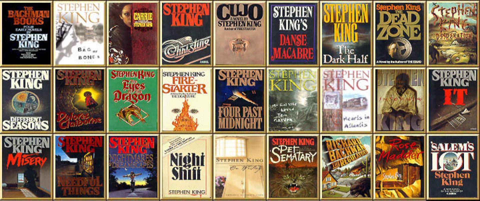 Stephen King: Lisey története - Lisey's Story (2006)