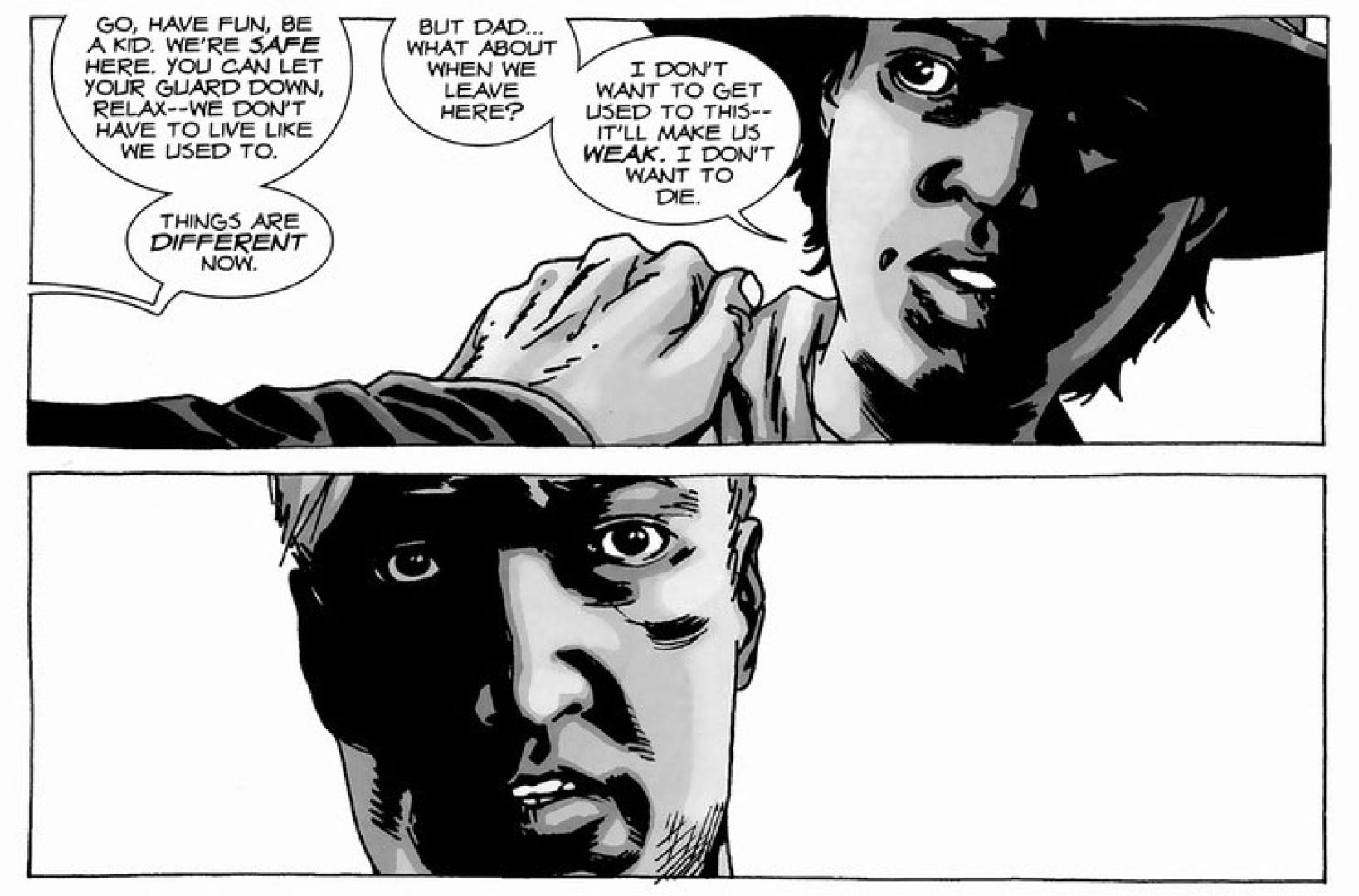 The Walking Dead képregény 12. kötet 11. kép
