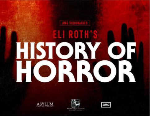 Eli Roth – A horror története: Démoni megszállottság - Sorozatok