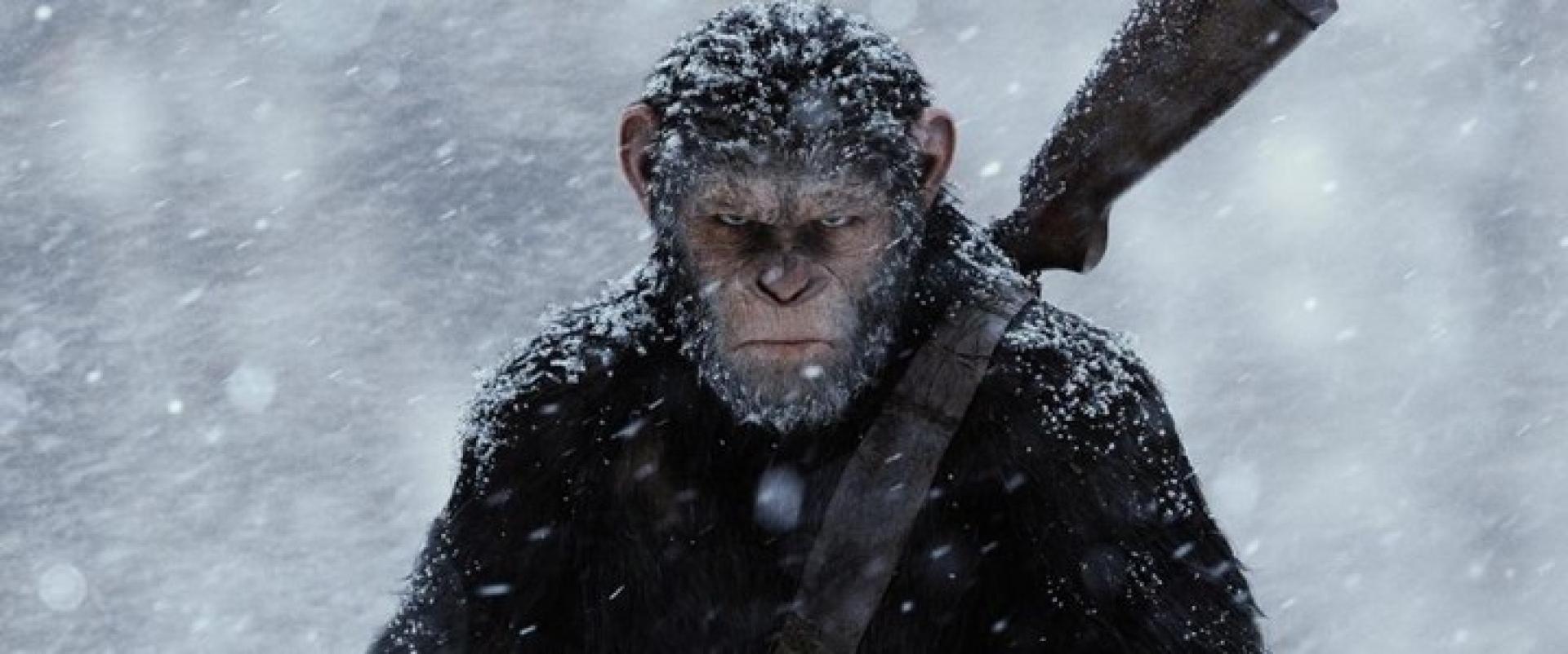 War for the Planet of the Apes - A majmok bolygója: Háború (2017)