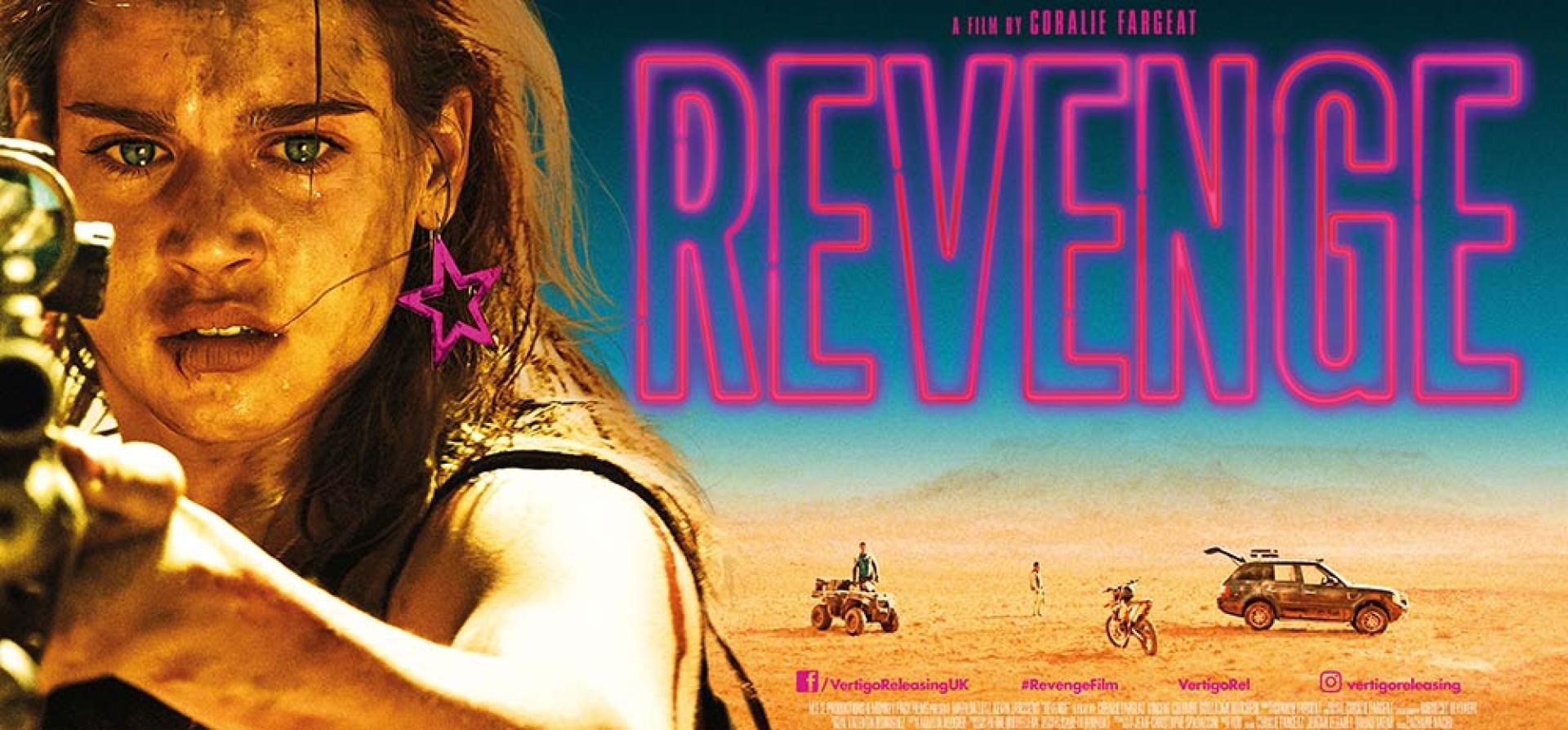 Death Wish Shake rovat IX. - Revenge / A bosszú (2017)