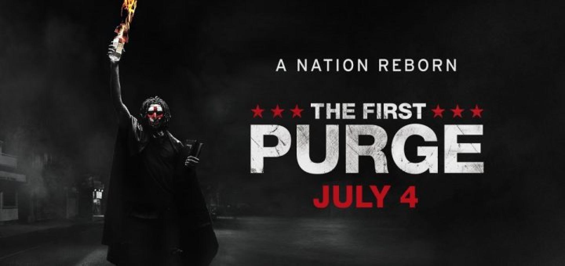 The First Purge - A megtisztulás éjszakája: A sziget (2018)