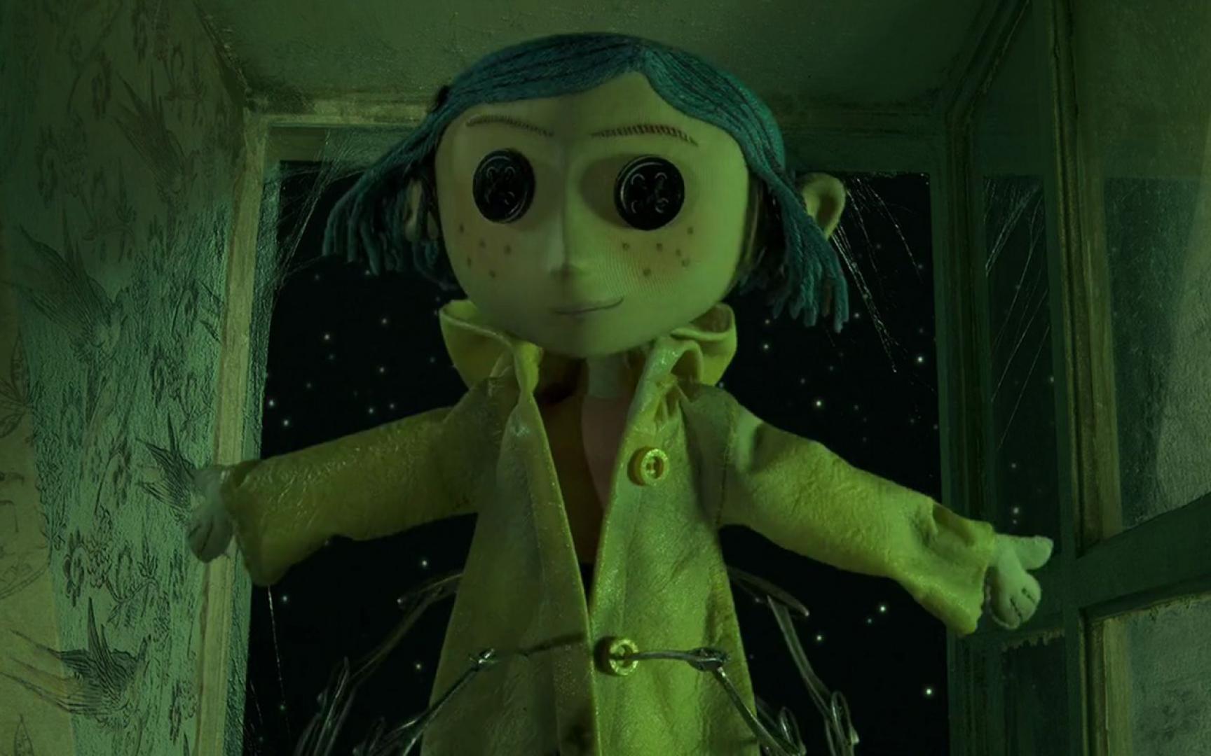 Coraline és a titkos ajtó (2009) 1. kép