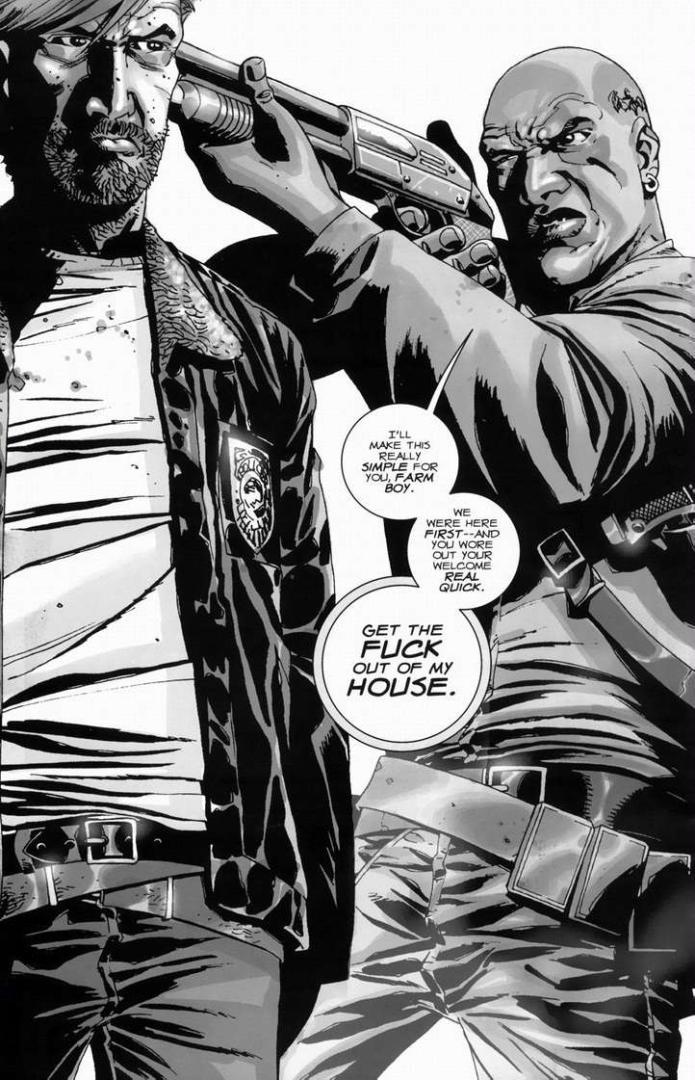 The Walking Dead 3. kötet 13. kép