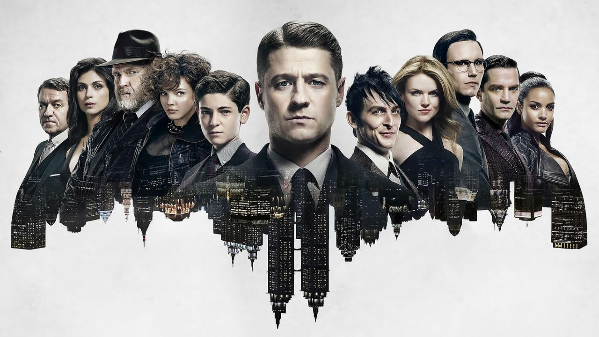 Kiderült, mi lesz a Gotham sorsa