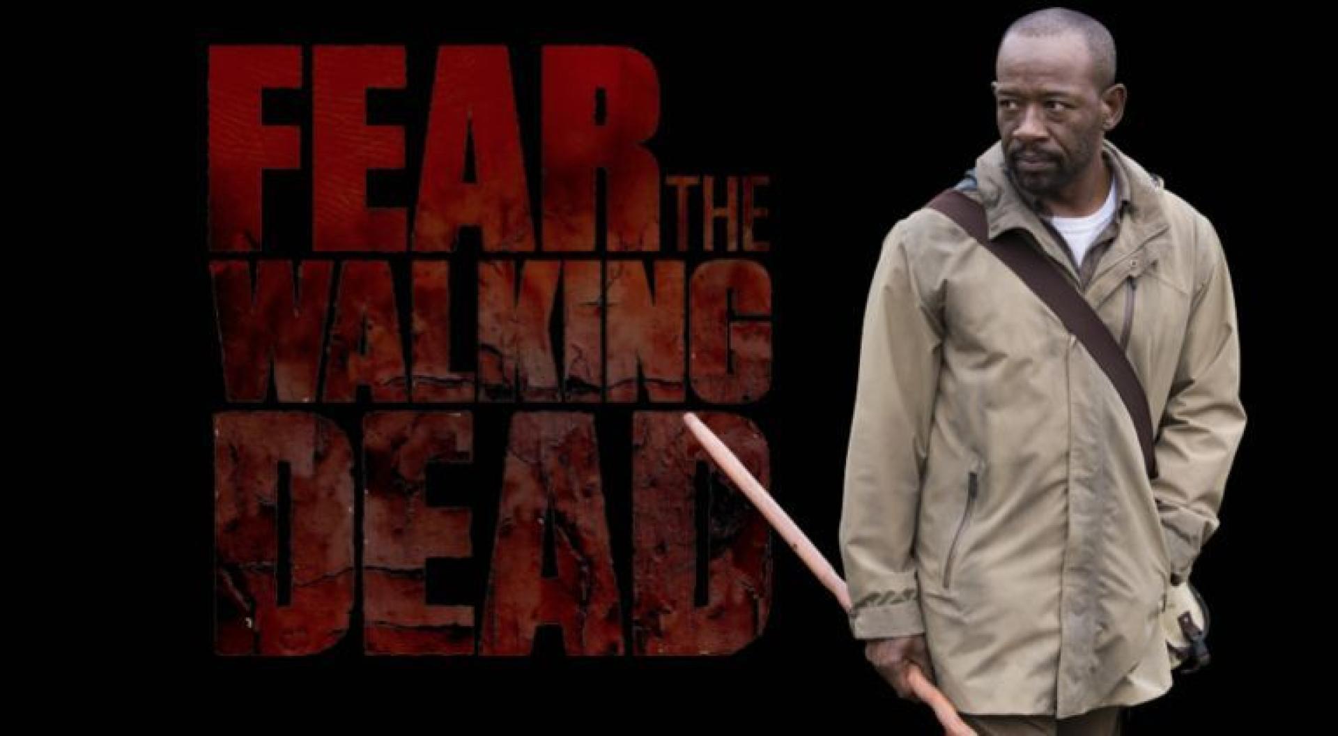 Morgan bekopogtat a zombisorozat kistestvérénél