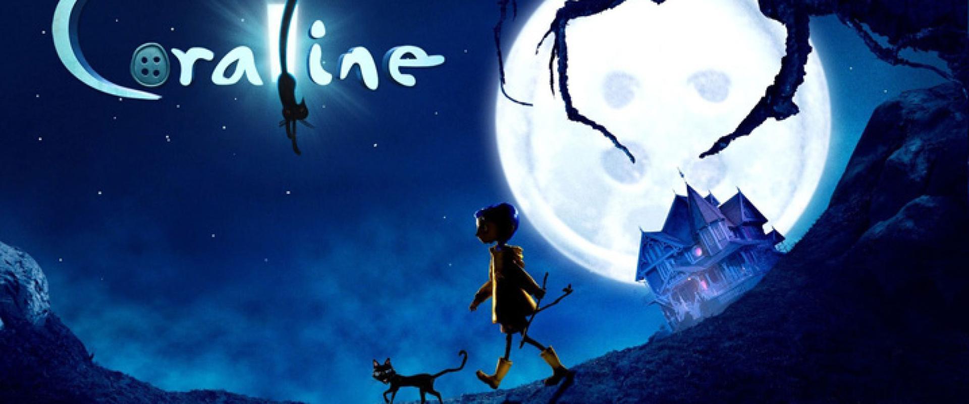 Coraline és a titkos ajtó (2009)
