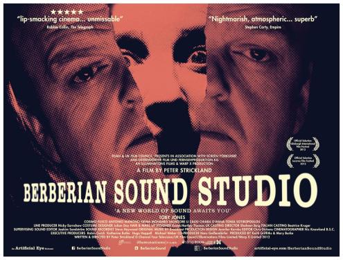 Berberian Sound Studio (2012) - Pszicho