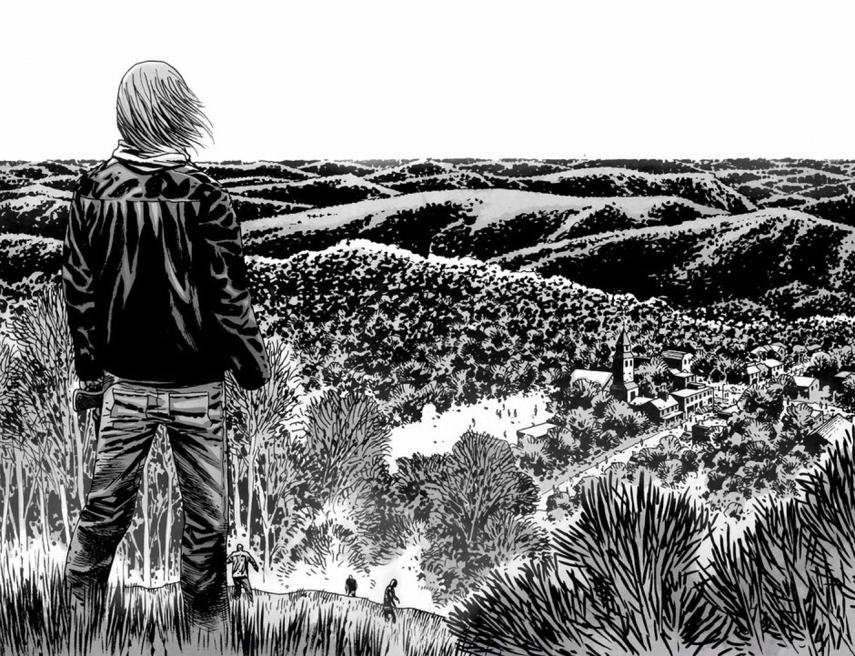 The Walking Dead képregény 12. kötet 01. kép