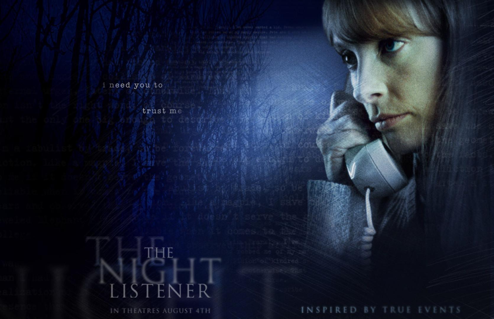 The Night Listener - Az éjszaka hangjai (2006)