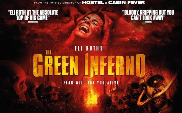 The Green Inferno (2013) - Gore-Trash