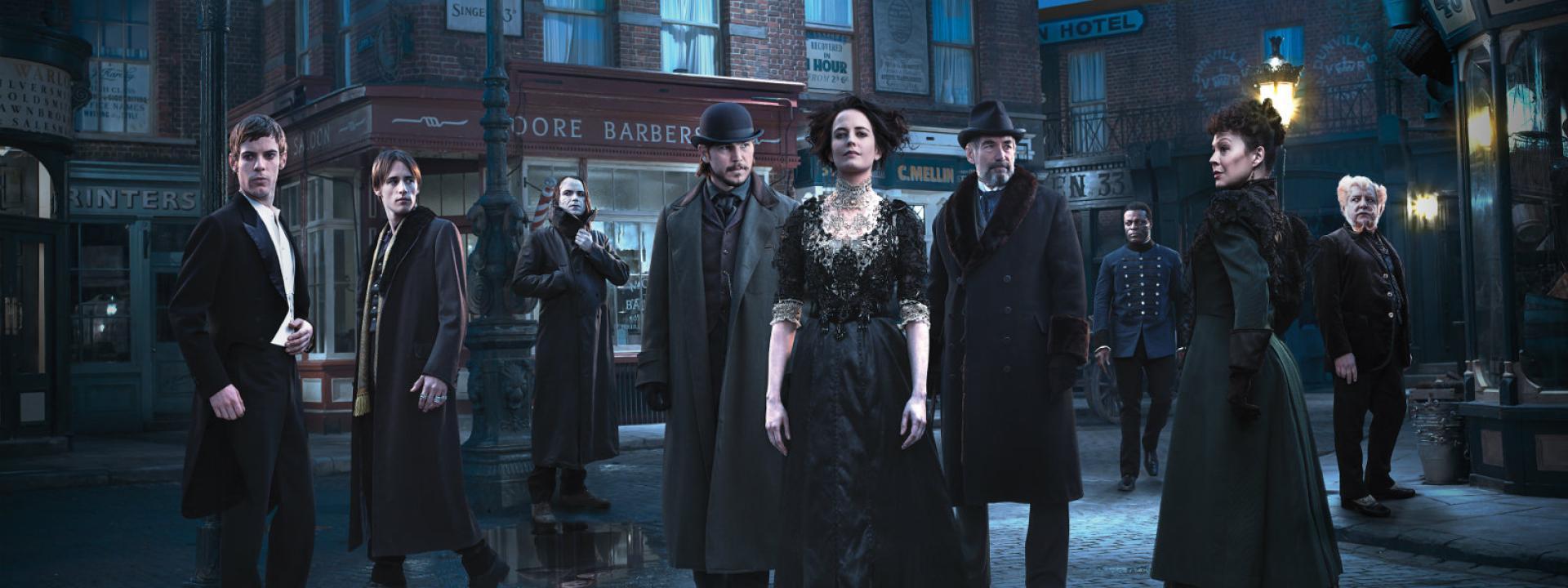 Penny Dreadful - Londoni rémtörténetek 2. évadértékelő