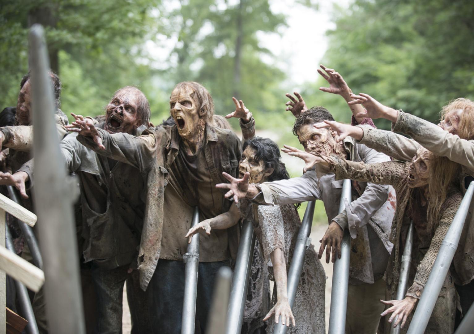 The Walking Dead 5x08