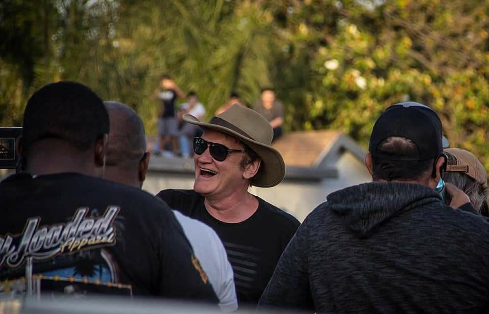 Megkezdődött Tarantino kilencedik filmjének forgatása