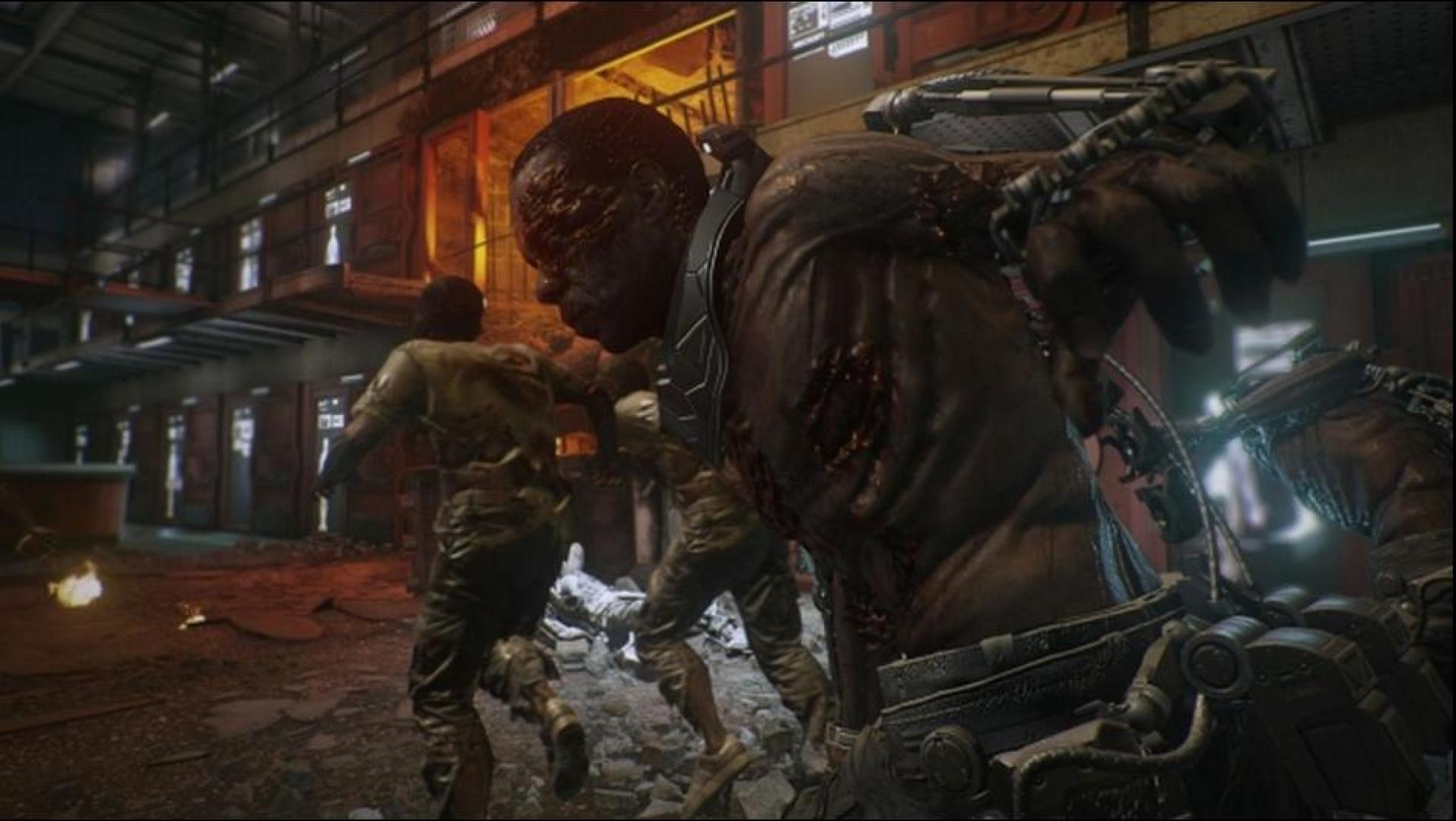 Call of Duty: Advanced Warfare Exo Zombies előzetes