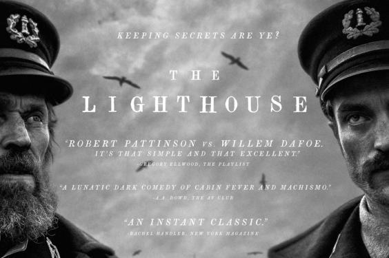 The Lighthouse - A világítótorony (2019) - Pszicho