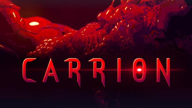Carrion - Videójátékok