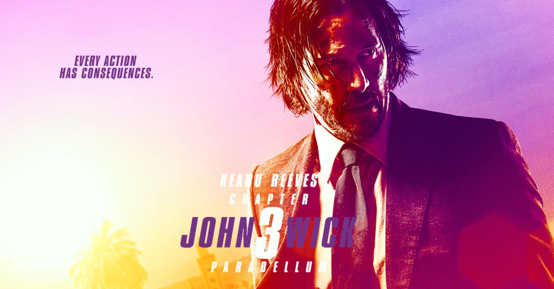 Death Wish Shake XVI. - John Wick: Chapter 3 / John Wick: 3. felvonás – Parabellum (2019)