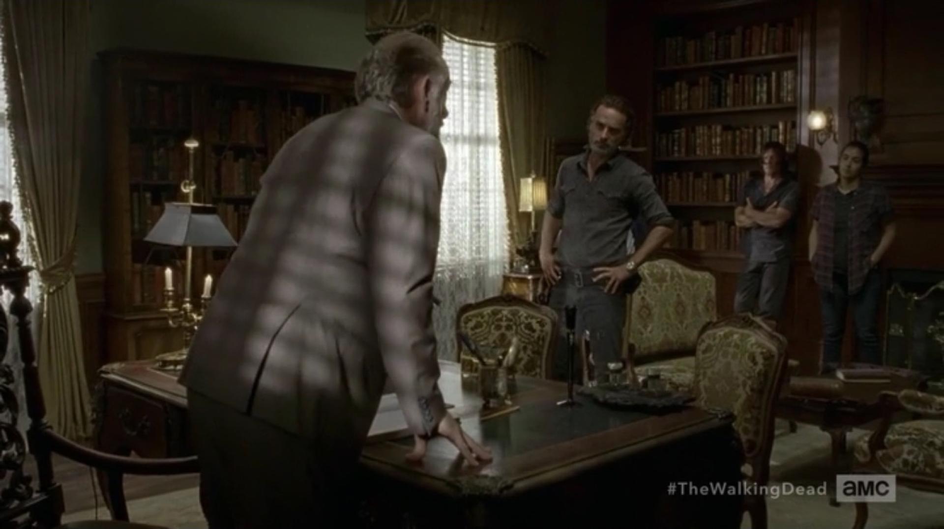 The Walking Dead 7x09 1. kép