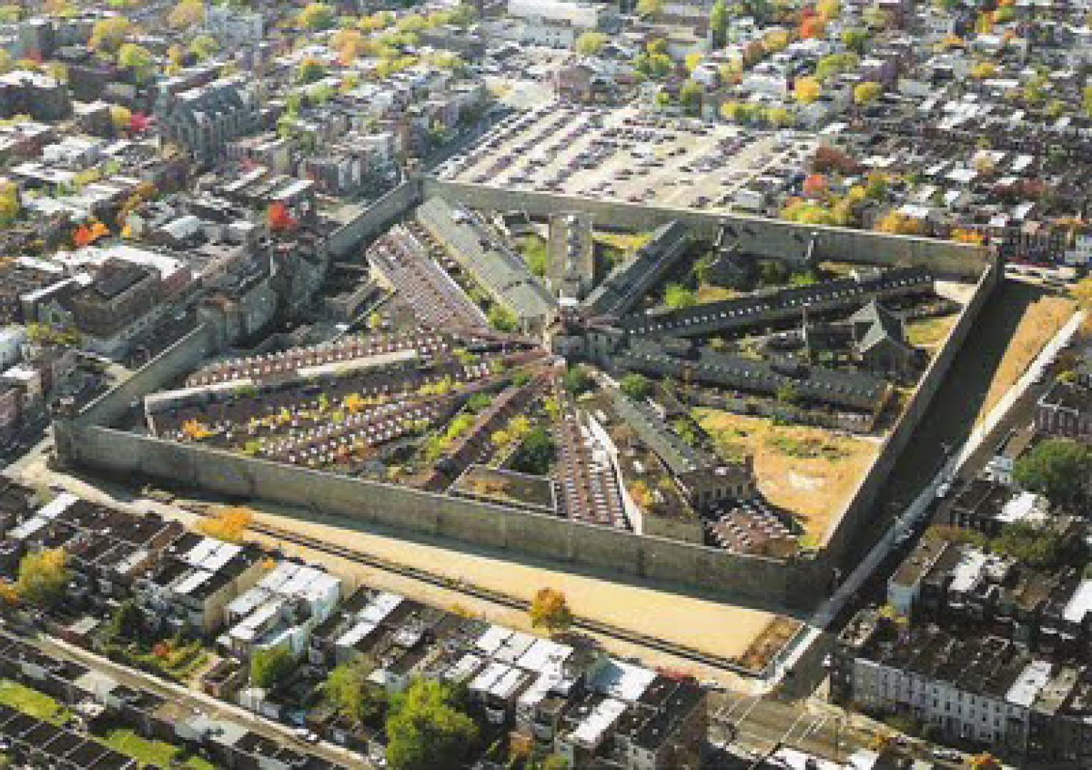 Eastern State Penitentiary 1. kép