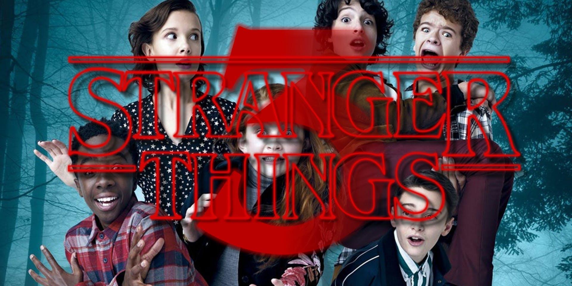 Itt vannak az első fotók a Stranger Things forgatásáról
