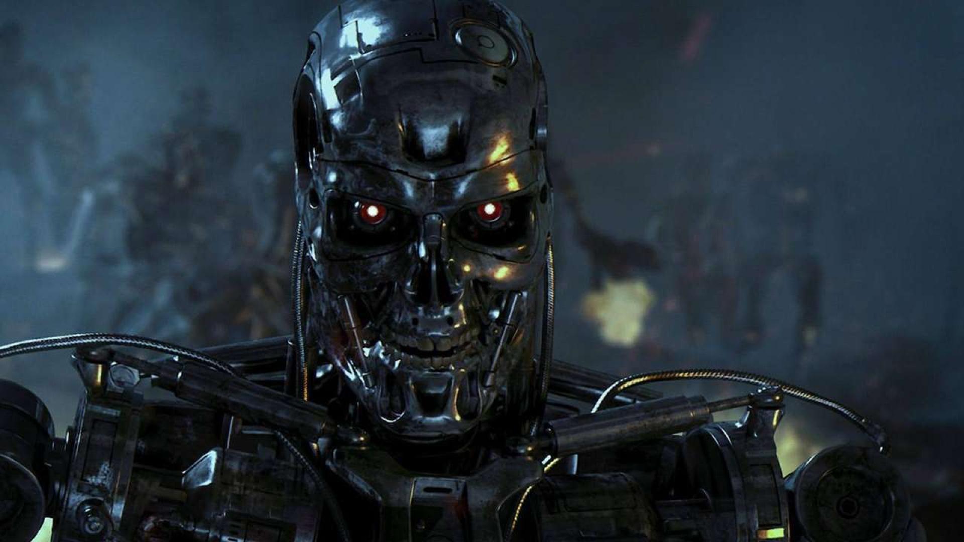 Terminator – az első fotó