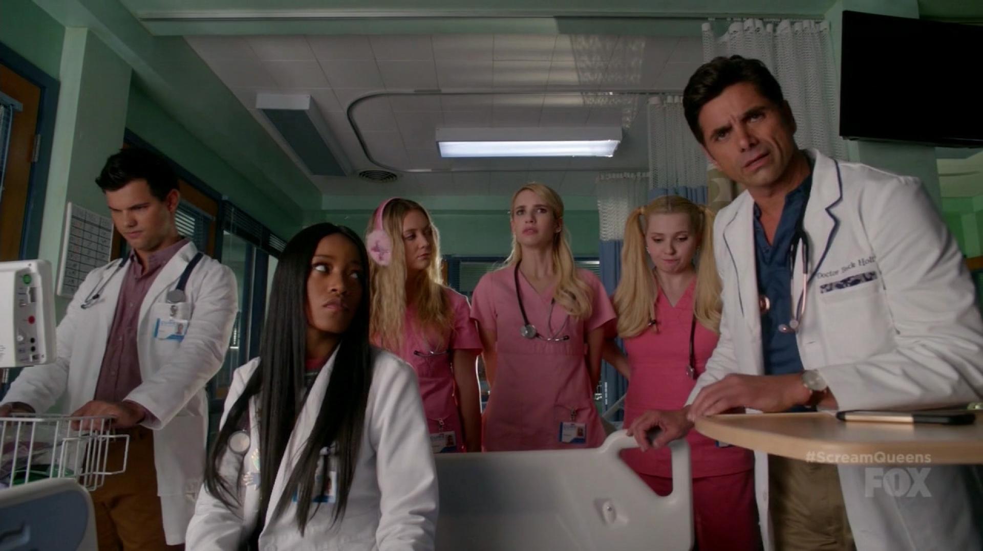 Scream Queens 2x01 1. kép