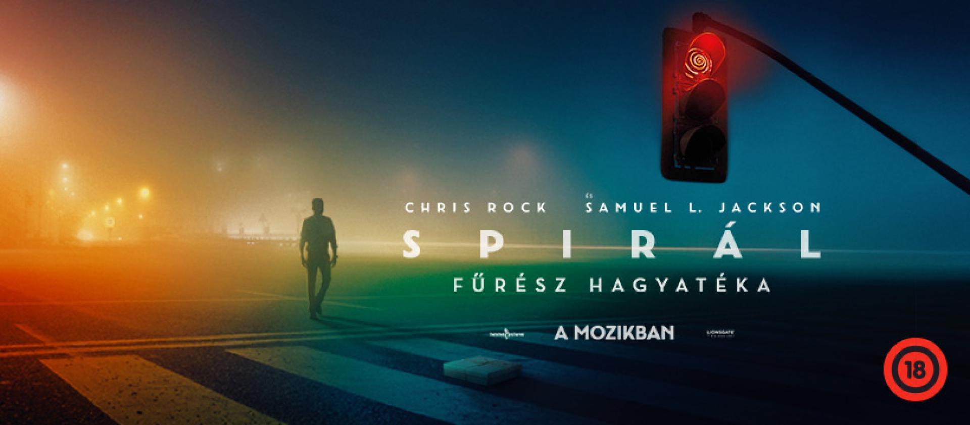 Spiral: From the Book of Saw / Spirál: Fűrész hagyatéka (2021)