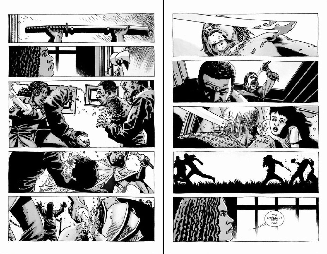 The Walking Dead képregény 12. kötet 12. kép