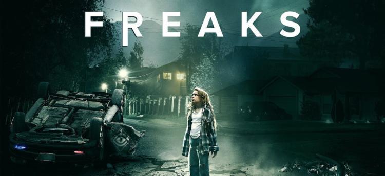 Freaks (2018) - Sci-fi