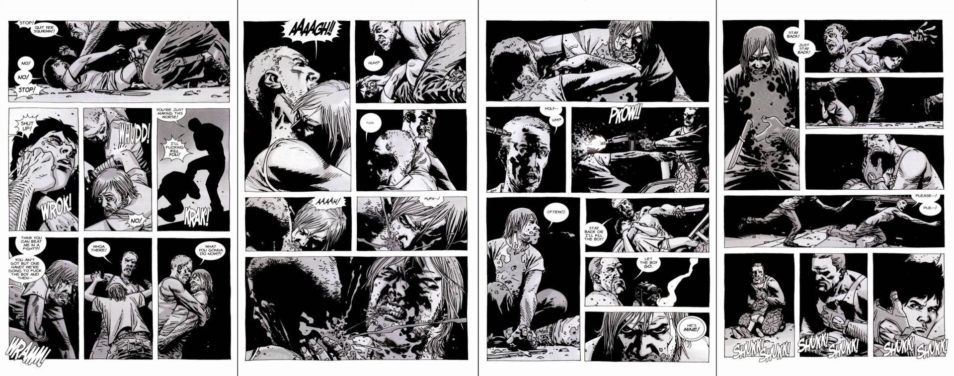 The Walking Dead 10. kötet 4. kép