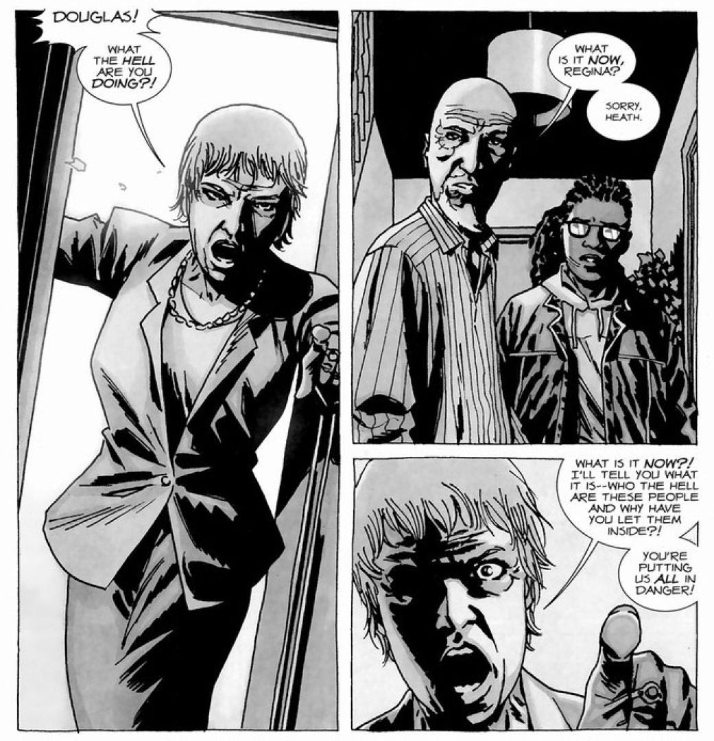 The Walking Dead képregény 12. kötet 09. kép