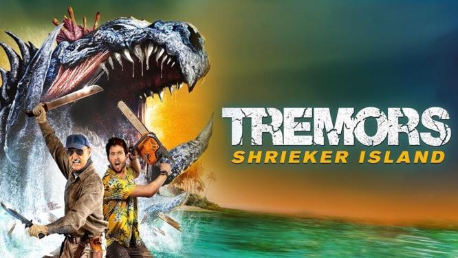Tremors: Shrieker Island (2020) - Akció