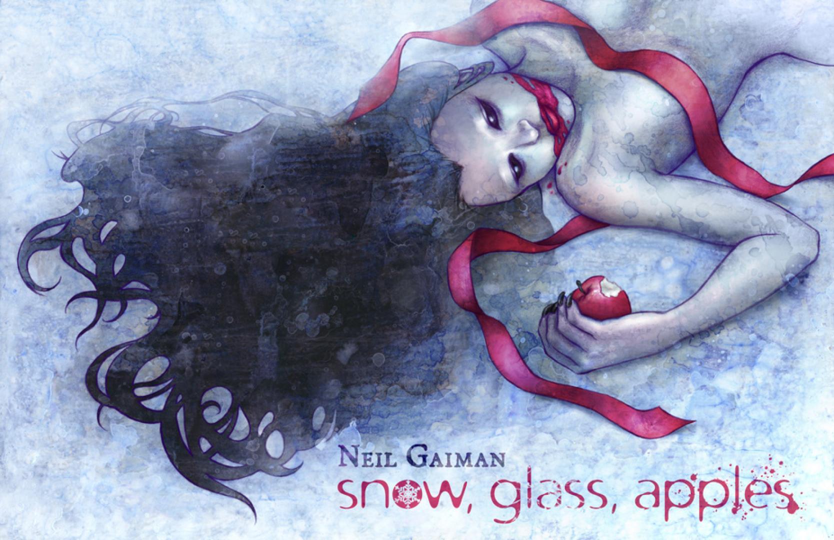 Neil Gaiman: Hó, tükör, almák