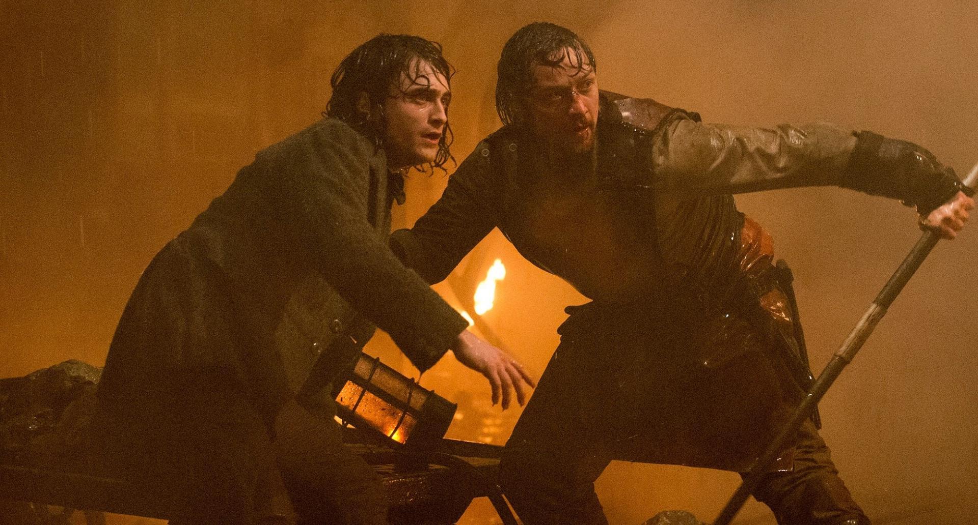 Victor Frankenstein (2015) 1. kép