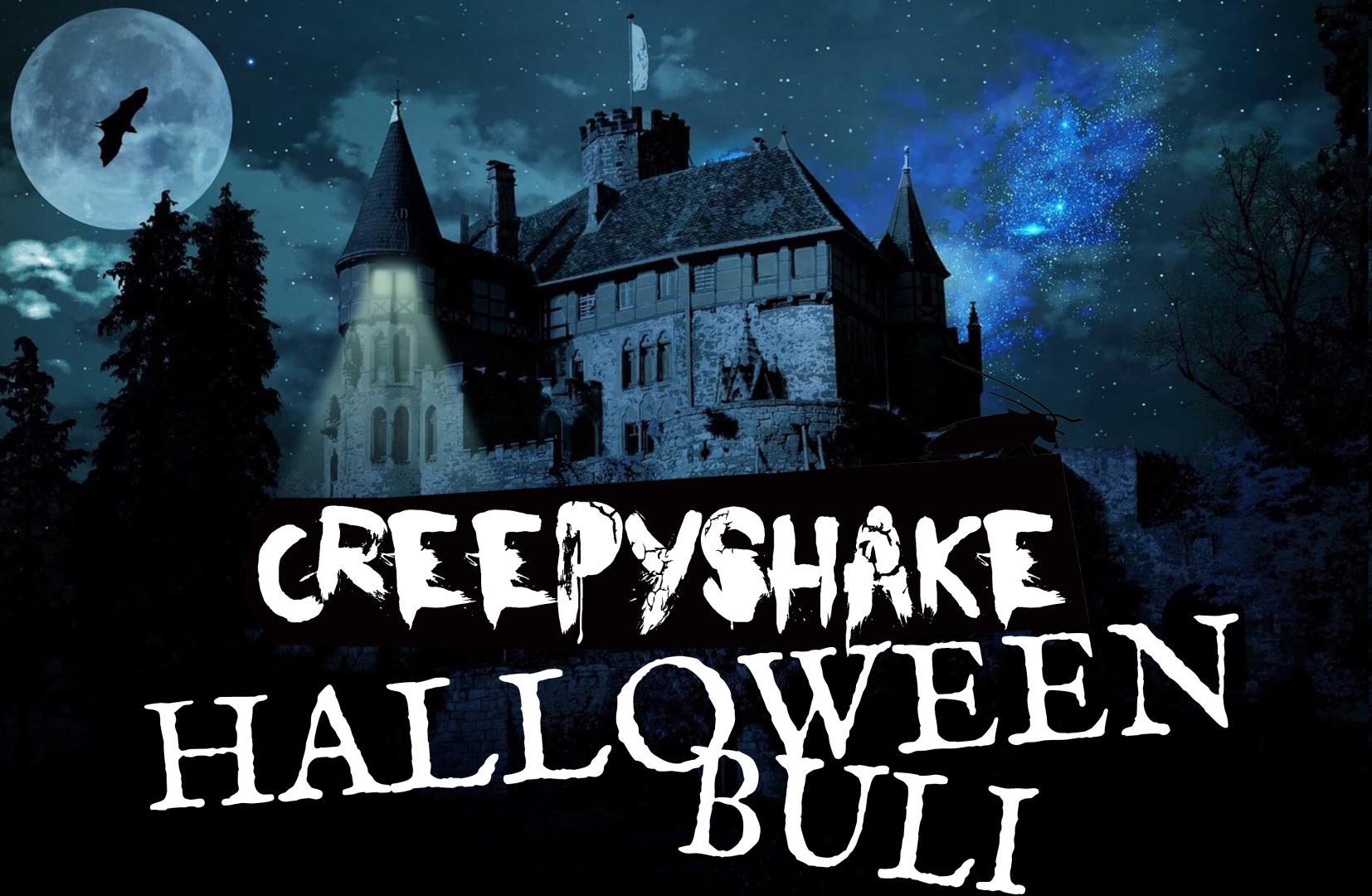 Nincs Halloween CreepyShake buli nélkül!